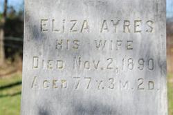 Eliza <i>McCreery</i> Ayres