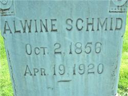 Alwine Schmid