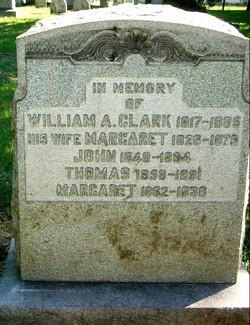 Pvt John G. Clark