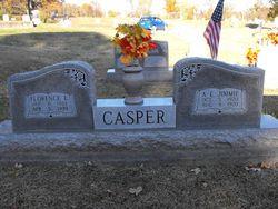 Adolphus Lewis Jimmie Casper