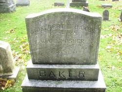 Ada E. <i>Mosher</i> Baker