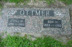 Ethel Alma <i>Moseley</i> Ottmer