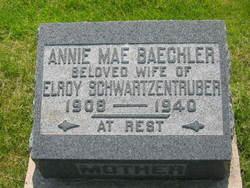 Annie Mae <i>Baechler</i> Swartzentruber