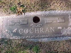 Andrew A. Cochran