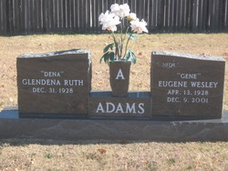 Glendena Ruth Dena Adams