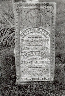 Susannah H. <i>Crane</i> Bond