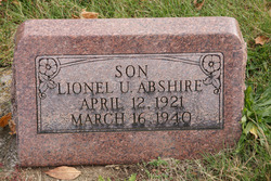 Lionel Ulysses Abshire