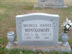 Michelle Janiece Montgomery