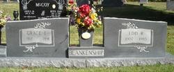 Grace Elizabeth <i>Snodgrass</i> Blankenship