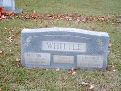 Leonard Whittle