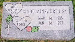 Clyde Ainsworth, Sr