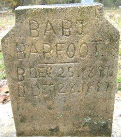 Baby Barfoot