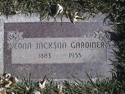 Edna <i>Jackson</i> Gardiner