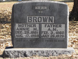 Archie Melton Jewell Brown