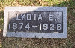 Lydia E Allen