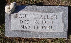 Paul L Allen