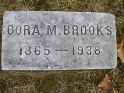 Cora M. <i>Smith</i> Brooks