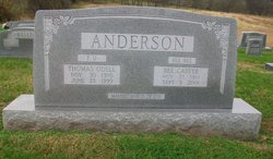 Thomas Odell Anderson