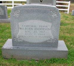 Frank Wilburn Anderson