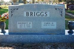 Douphitt H Briggs