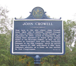 Crowell Family Cemetery