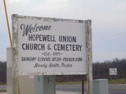 Hopewell Union Church Cemetery