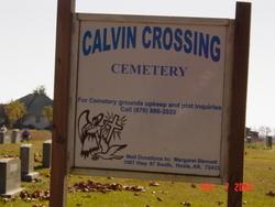 Calvin Crossing Cemetery