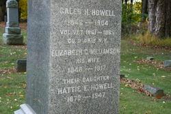Elizabeth C. <i>Williamson</i> Howell