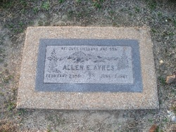 Allen Edward Ayres