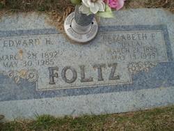 Elizabeth F. Ella <i>Melcher</i> Foltz