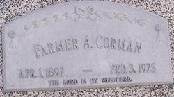 Farmer Allen Corman