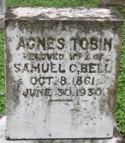 Agnes <i>Tobin</i> Bell