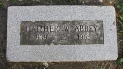 Gaither W. Abbey