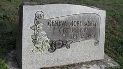 Geneva Hope Abbey