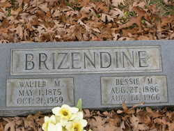 Walter May Brizendine