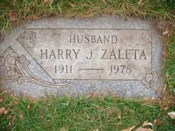 Harry J. Zaleta