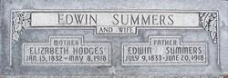 Elizabeth <i>Hodges</i> Summers