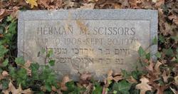 Herman M Scissors