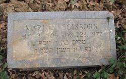 Marion <i>Ansell</i> Scissors