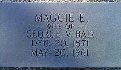 Maggie Lou <i>Evans</i> Bair