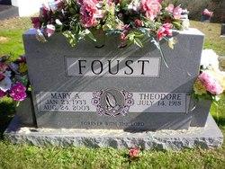 Theodore Foust