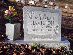 Walter Randall Hamilton
