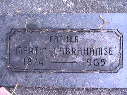 Marinus Johannes Martin Abrahamse