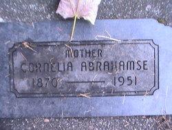 Cornelia <i>Van Der Vate</i> Abrahamse