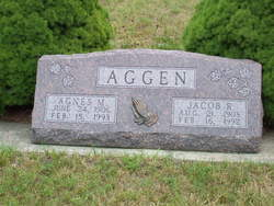 Agnes M Aggen