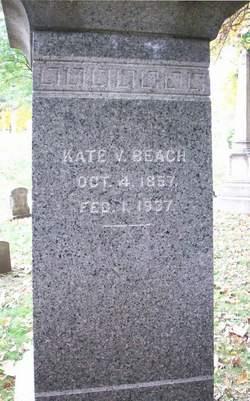 Kate V Beach