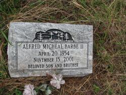 Alfred Micheal Barbe, II
