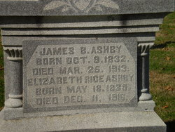 James B Ashby