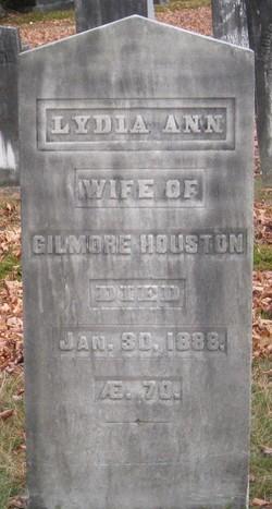 Lydia Ann <i>Snow</i> Houston