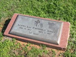 Reatha Mae <i>Whitefield</i> Bishop